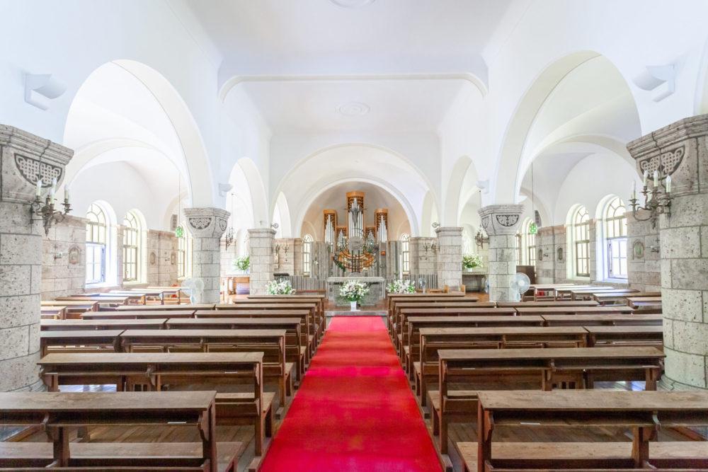 宇都宮市 カトリック松が峰教会