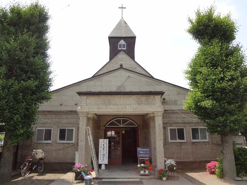 群馬県甘楽教会