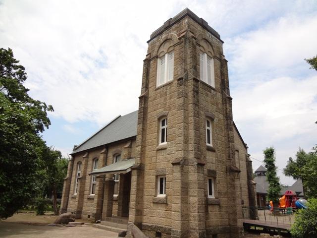 群馬県安中教会